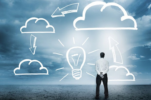 Enterprises get to work in the cloud