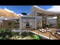 Modern Villa Design in Muscat Oman by Jeff Page of SLD Architects, UAE 2013 YouTube