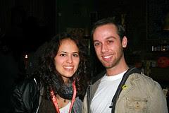 Lisa Bianco and Josh