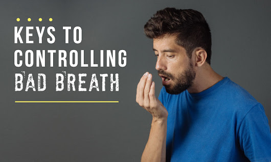 Light Dental Studios of Olympia: Keys to Controlling Bad Breath