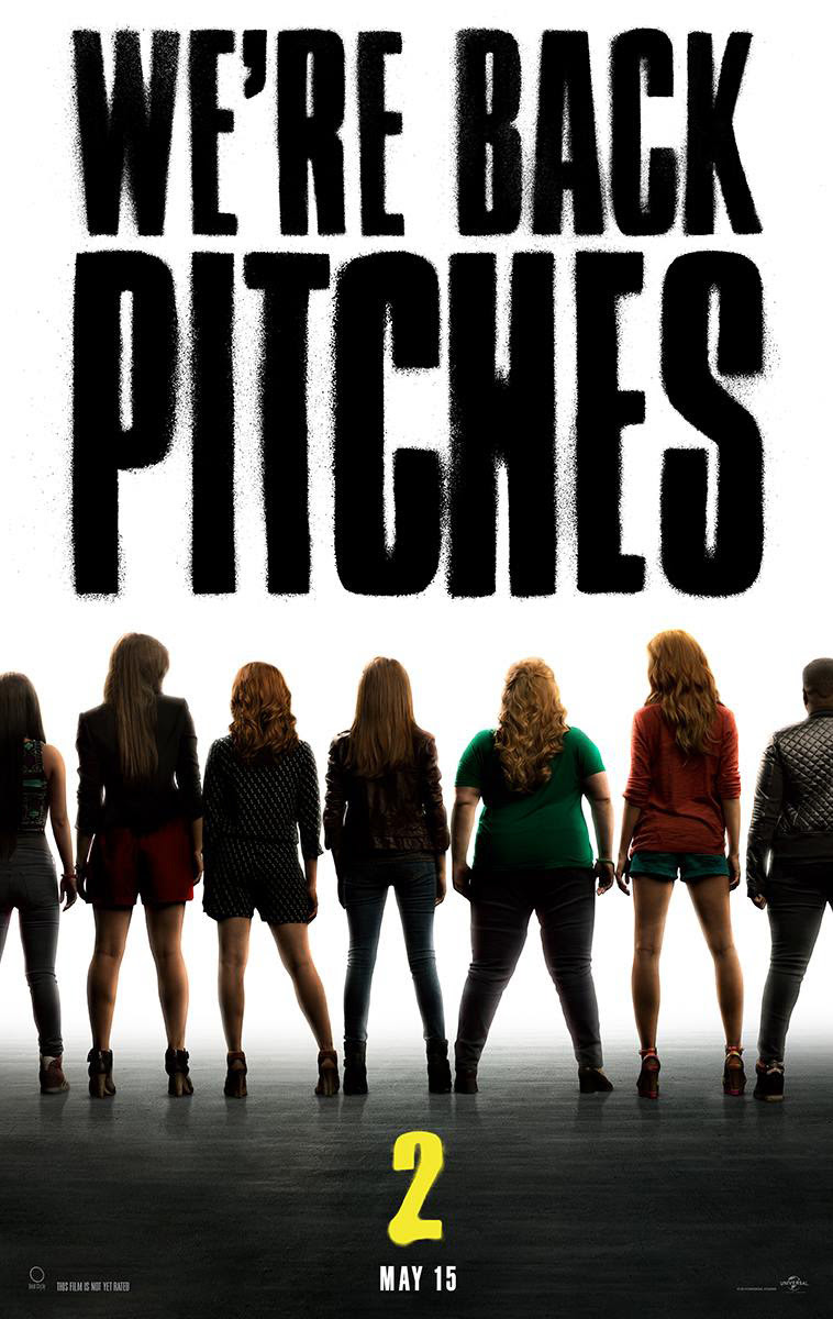 Pitch Perfect 2 (2015) Movie Trailer, Release Date, Cast, Photos
