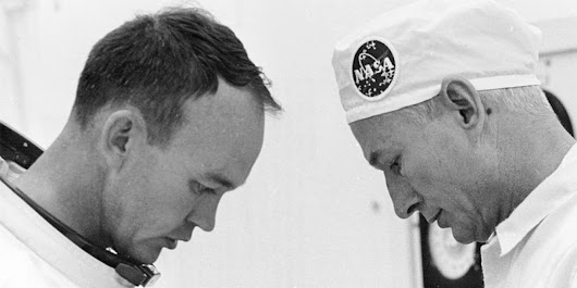 PHOTOS: Rare Glimpses Of Historic Apollo 11 Mission