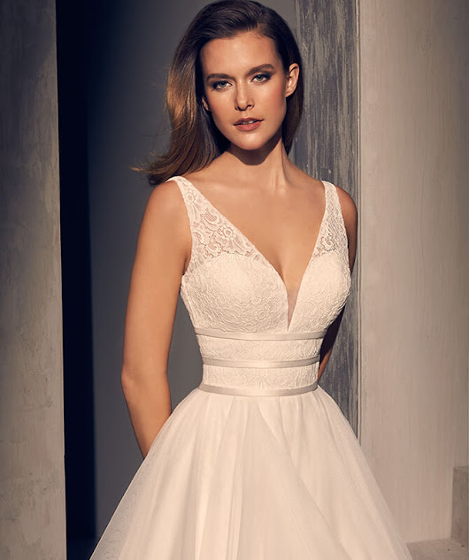 Mikaella Bridal Fall 2018 Collection