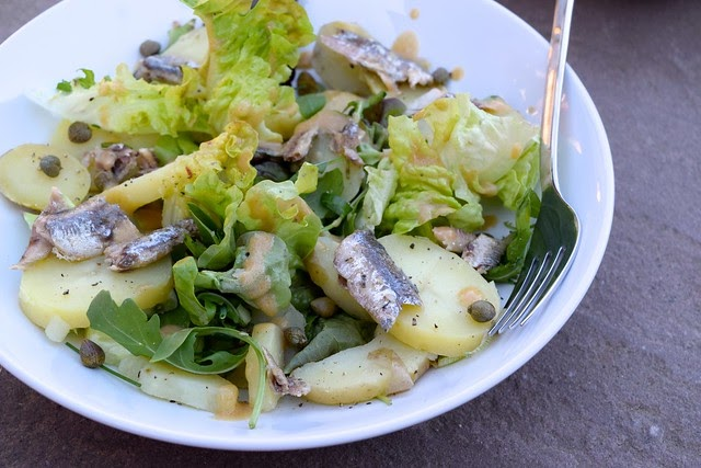 Rachel Phipps: Recipe: Anchovy, Caper & Potato Salad with ...