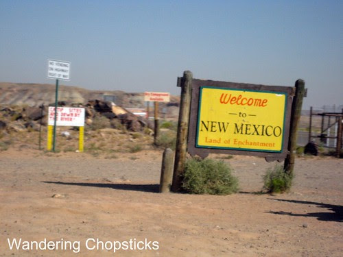 19 Four Corners Monument - Shiprock - New Mexico 4
