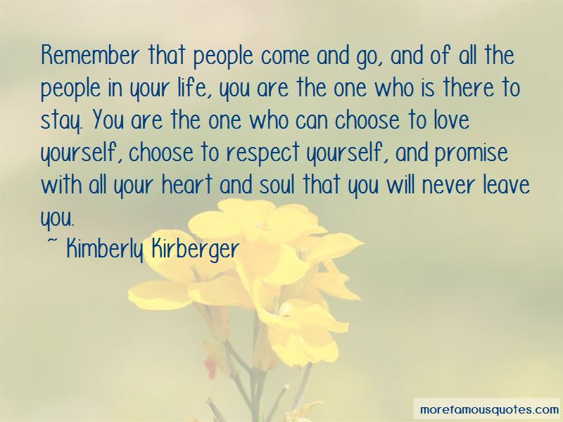 Promise You Will Never Leave Me Quotes Top 19 Quotes About Promise