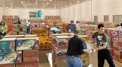 financials reports food bank  eastern michigan
