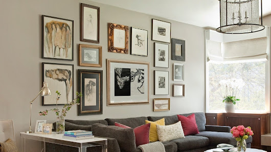 How to Build a Killer Gallery Wall