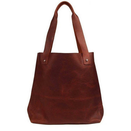 Bison Leather Columbus Tote