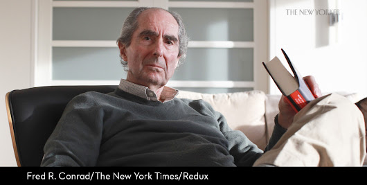 Philip Roth E-Mails on Trump - The New Yorker