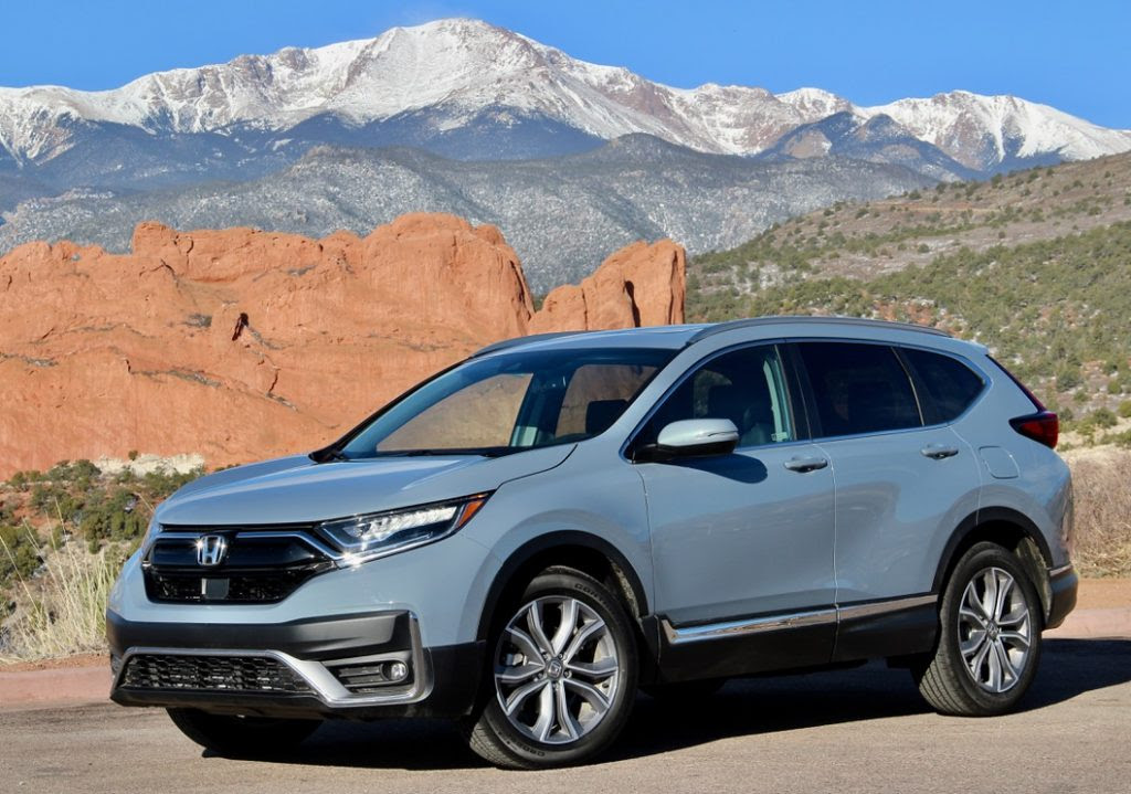 2021 honda crv compact crossover again the overall best
