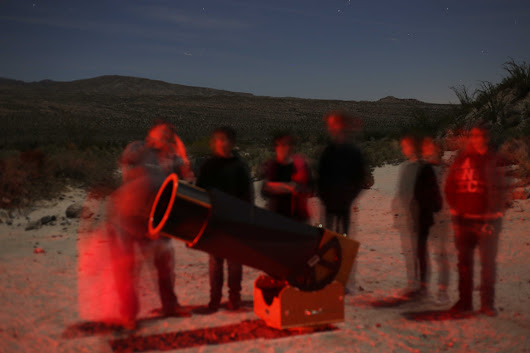 Aqua Caliente Star Party - Star Party Tonight