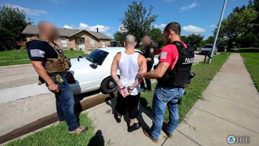 ICE arrests 55 in Arizona in connection with gangs, homicide and kidnapping | GilaValleyCentral.Net