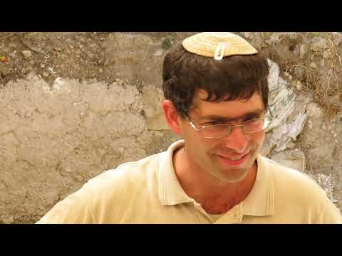 Jerusalem City of David - Guided Tour - Israel, Hezekiah Tunnel 10.14.18 (video Part 7 of 7)