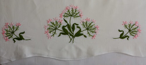 Embroidered Pillowslips
