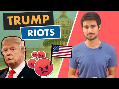 US Capitol Incident | Explained by Dhruv Rathee