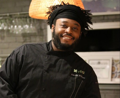 Baristanet Profile: Kwame Williams - Baristanet