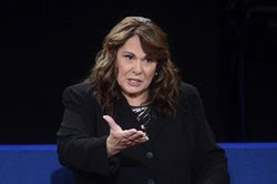 Candy Crowley moderated the second presidential debate.