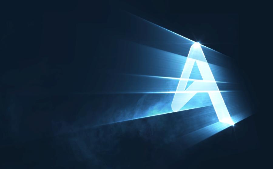ABDZ 04 - Windows 10 Wallpaper trong Photoshop