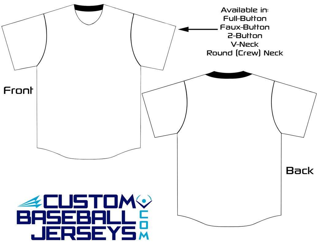 Download 20 Luxury Baseball Jersey Template Psd