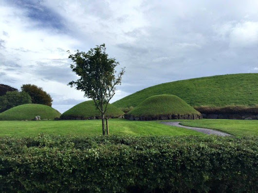 Exploring ancient Ireland: visiting Boyne Valley with kids