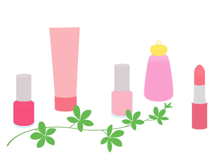 化粧品 Cosmetics