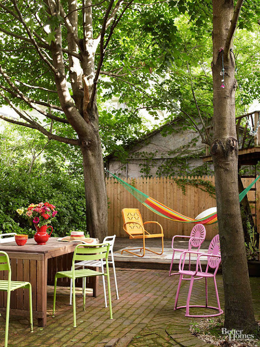 5 Cool Home Outdoor Living Ideas for Spring and Summer
