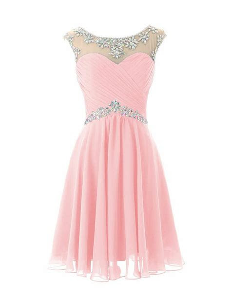 short prom evening party cocktail wedding dresses