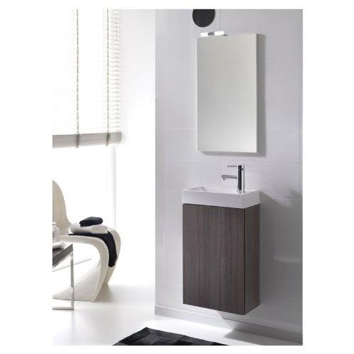 mybath ea164291 badm bel set g ste wc inkl waschtischunterschrank waschtisch und spiegel mit. Black Bedroom Furniture Sets. Home Design Ideas