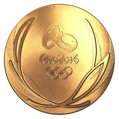 "Olympics on Twitter: ""Retweet this gold medal for luck! #yourteam #Rio2016 """