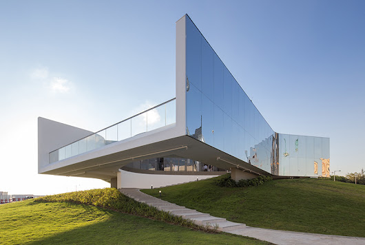 M+ pavilion opens in hong kong's west kowloon cultural district