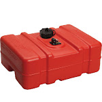 Scepter Rectangular Portable Fuel Tank 8669