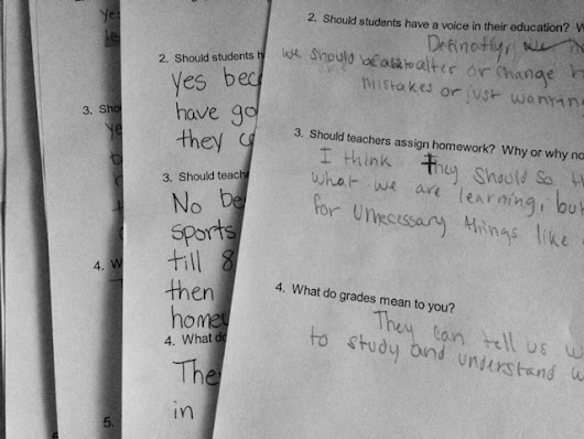 Before You Assign That Homework - What Students Wish You Knew