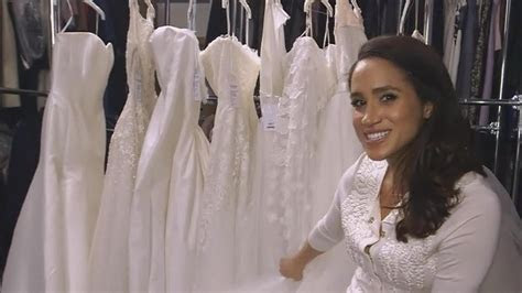 Meghan Markle Already Had Her First Wedding Dress Fitting