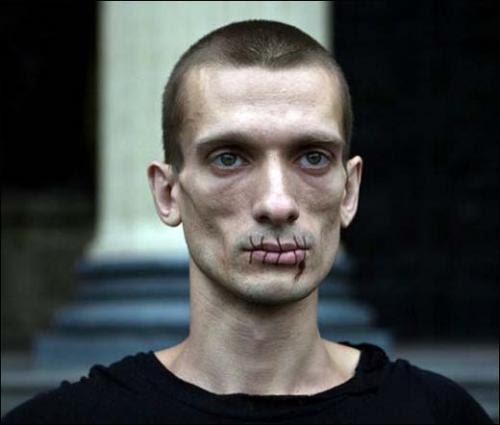 """Résultat de recherche d'images pour """"piotr pavlenski"""""""