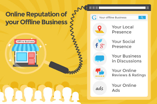 Importance of Online Presence or Reputation for Your Offline Business - w3Police - W3Police Blog
