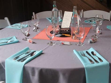 Coral Teal Weddings on Pinterest   Teal Rustic Wedding