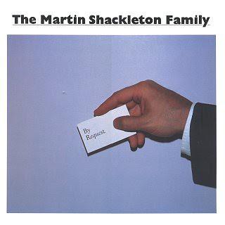 Martin Shackleton Family