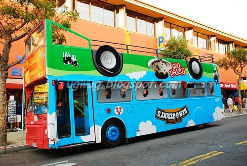 Flipped Bus?