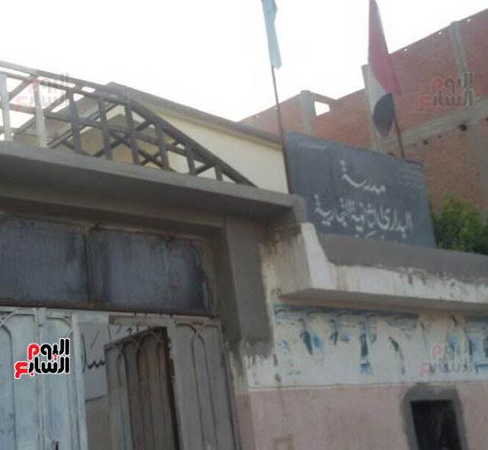 لجان الامتحانات بمركز البدارى بمحافظة أسيوط  (7)