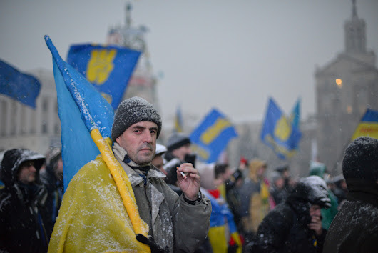 Ukrainian President and Protestors Come to an Agreement - Industry Buzz