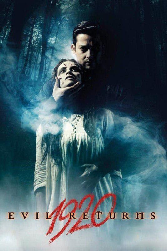 1920: Evil Returns (2012) 480p 720p 1080p WebRip Hindi Full Movie