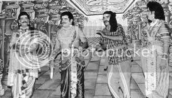 RS Manohor in Varaguna Pandiyan