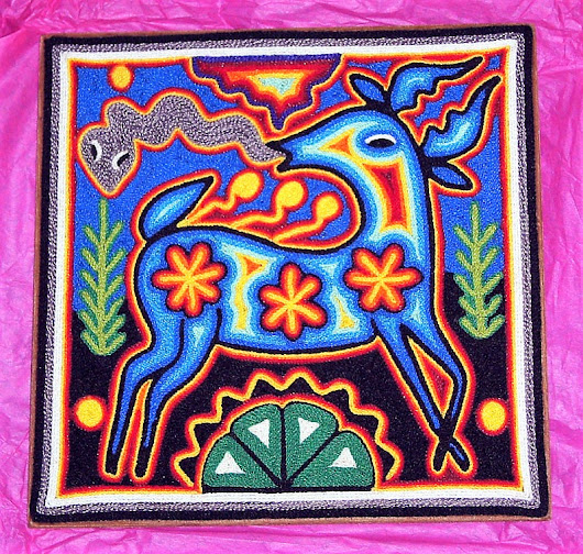 Journey of Grandmother Rain - Huichol Creation Myth | WilderUtopia.com