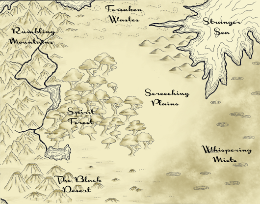 annikasmith938 : I will create a professional looking fiction map for $20 on www.fiverr.com