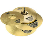 "Sabian SBR Promotional Cymbal Set with Free 10"" Splash"