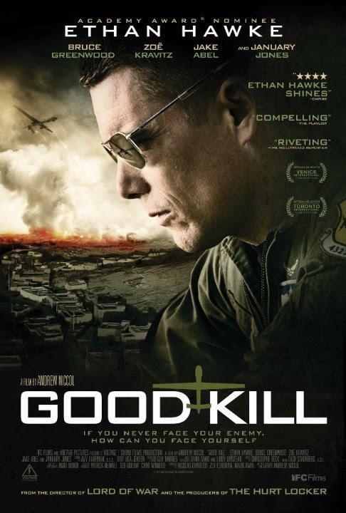 Resultado de imagem para good kill film poster