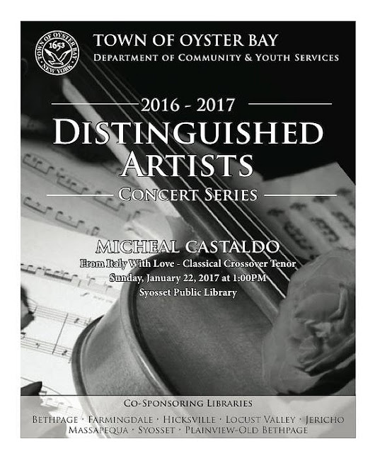 Distinguished Artists Concert Series