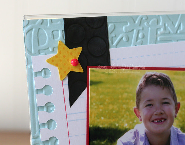 first day of school frame cu3 by Kimberly Crawford