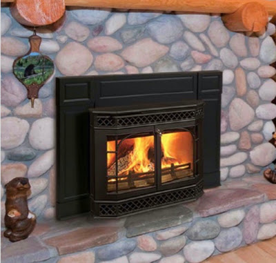 Warm Your Home In Style with a Vermont Casting Wood Fireplace Insert